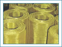 Brass Wire Mesh Sheet