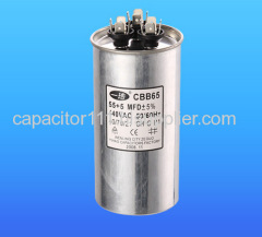 Air conditioner capacitor CBB65