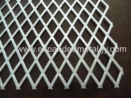 Diamond Perforated Metal From China Manufacturer Anping