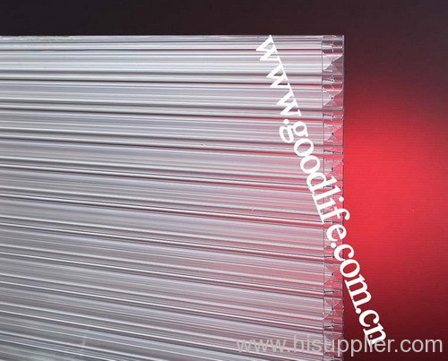 polycarbonate multi-wall sheet for greening-house