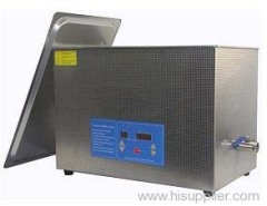 Digital Controlled Components Degreasing Ultrasonic Cleaner (Timing & Heating Functions)