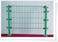 Galvanized Double Wire Fencing