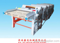 Five-roller Fabric Waste Recycling Machine