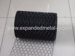 PVC-hexagonal wire mesh