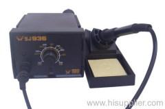 Anti-static soldering station