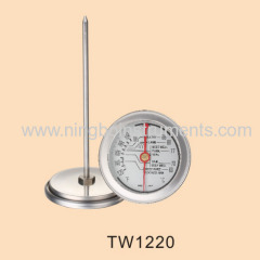 Meat thermometer; cooking thermometer