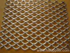 Decoration Steel Expanded metal Mesh