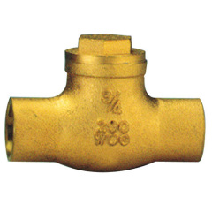 Brass Check Valve CXC