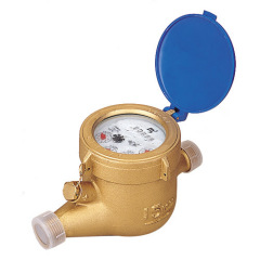 Brass Water Meter