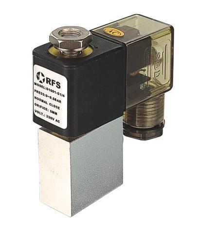 low pressure valve for air and gas