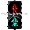 LED Pedestrian Traffic Signal