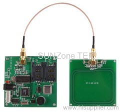 RFID Reader with Dual Interface Reader