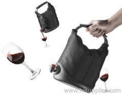 Wine Baggy Coat