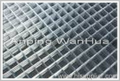 galvanized iron wire mesh