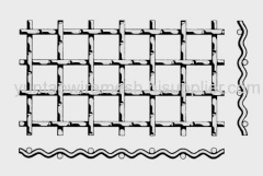 316 SS Crimped Wire Mesh
