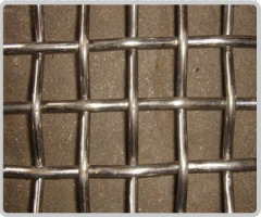 316 Stainless Steel Crimped Woven Wire Mesh