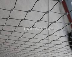 stainless steel 316l rope mesh