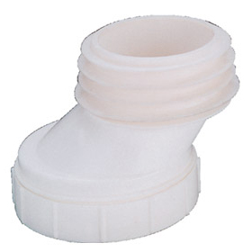 Toilet connecting tube