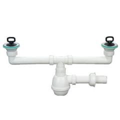 Washbasin trap