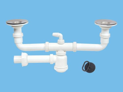 basin drainer trap
