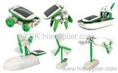 solar toy kit