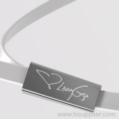 Heartbeats In-ear headphone Lady Gaga Bright Chrome