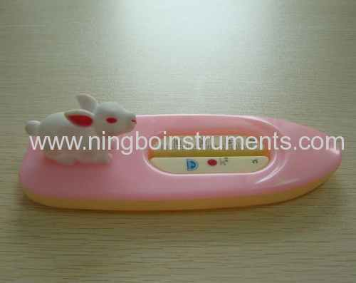 New bath thermometer; swimming thermometer