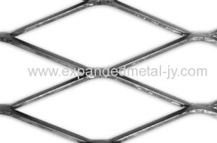 Expanded Metal Mesh Rolled