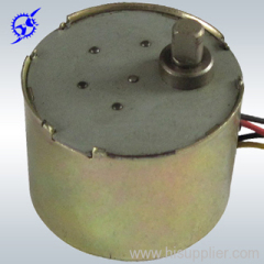 mini AC reversible synchronous motor