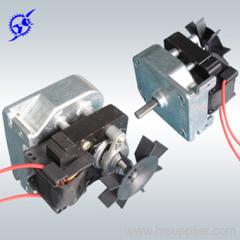 synchronous fan motor