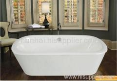 DOUBLE ROLL TOPS BATHTUB