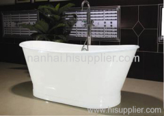 CAST IRON PEDESTAL BATHTUBS