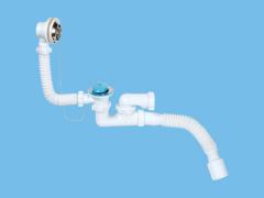 Bath tub drainer