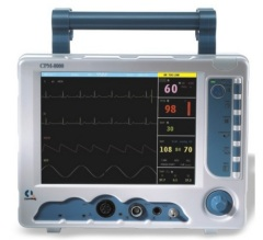 Multiple-Parameters Patient Monitor