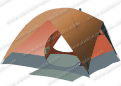 American Family Dome Tent
