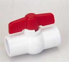 pvc ball valves