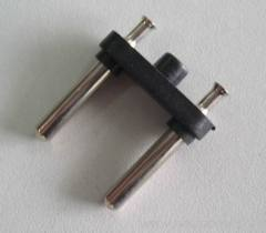 hollow Mid-Eastern plug pins