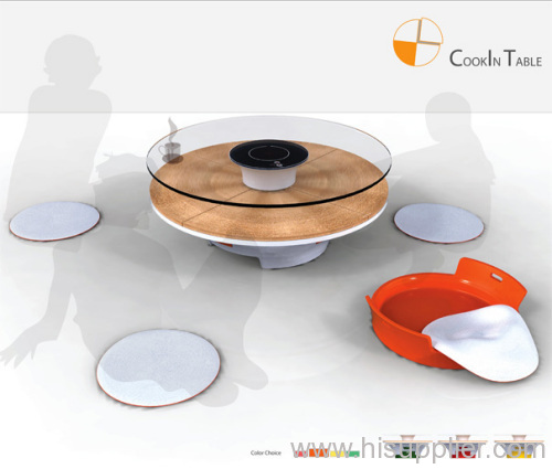 Cooking Table