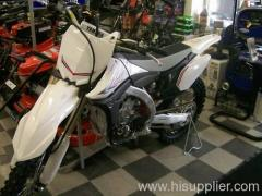 New 2010 Yamaha YZ250F Dirt Bike Motocross MX 4 Stroke