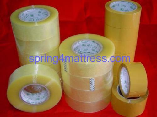 BOPP clear tape