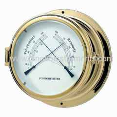 Nautical Thermometer & Hygrometer