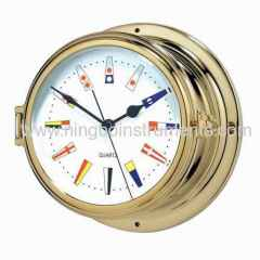 cheap nautical clock