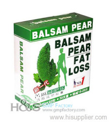 Balsam Pear weight loss capsule