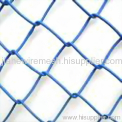 PVC coated chain link wire netting
