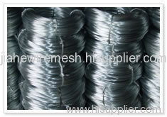electro galvanized iron wires