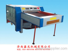 New Style Single-roller Textile fabric Loosening Machine