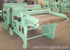 Two-roller Textile Fabric Waste Recycling Machine