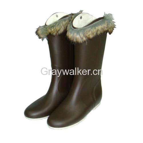ladies' rubberboots