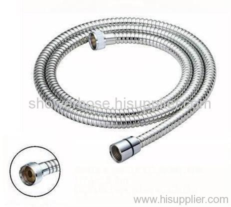 Stainless steel chrome plated shower hose