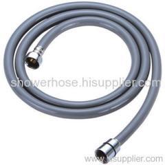 PVC grey shower hose